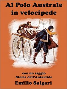 Al Polo Australe in velocipede