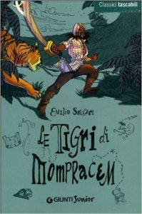 Le Tigri di Mompracem di Emilio Salgari