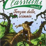 Tarzan delle scimmie di Edgar Rice Burroughs